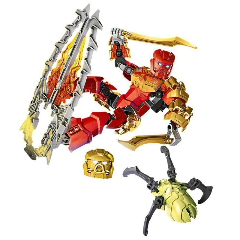 LEGO Bionicle 70787 - Tahu - Pán ohně