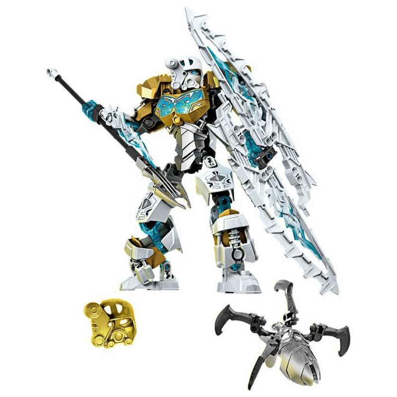 LEGO Bionicle 70788 - Kopaka - Pán ledu