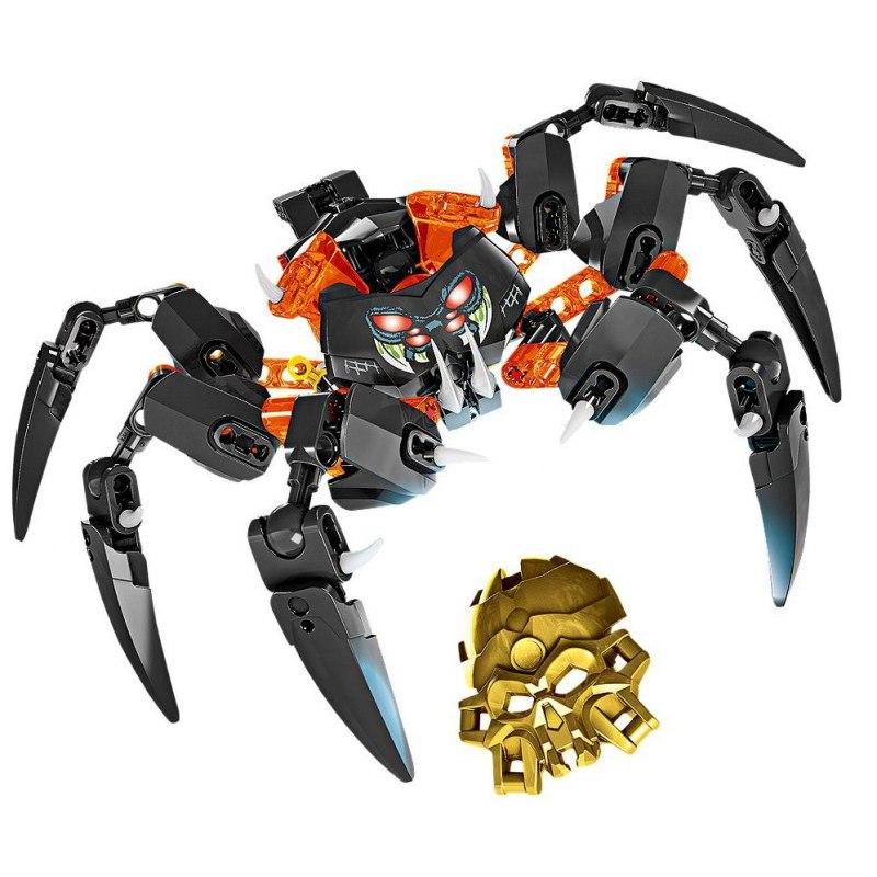 LEGO Bionicle 70790 - Pán pavouků-lebkounů