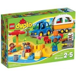 DUPLO LEGO Ville 10602 Kempovací dobrodružství