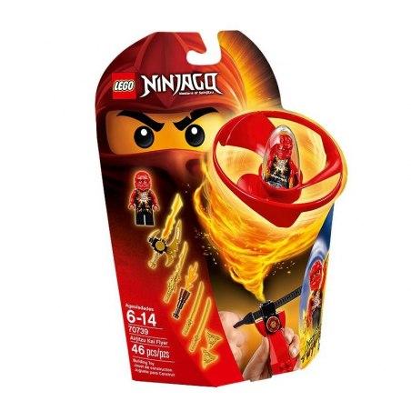 LEGO Ninjago 70739 Kaiův letoun Airjitzu