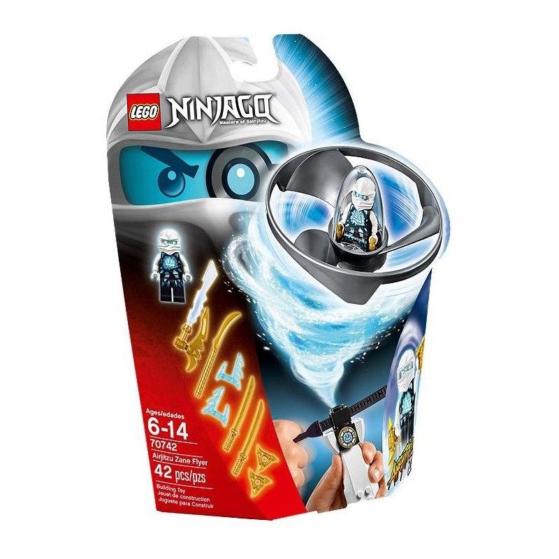 LEGO Ninjago 70742 Zaneův letoun Airjitzu