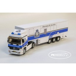 Monti System MS 1268 – Mercedes Actros Douanes Accises 1:48