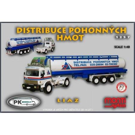 Monti System MS 1257 - Distribuce pohonných hmot 1:48