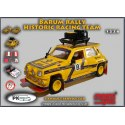 Monti System MS 1226 Renault R5 service car Barum rally historic 1:28