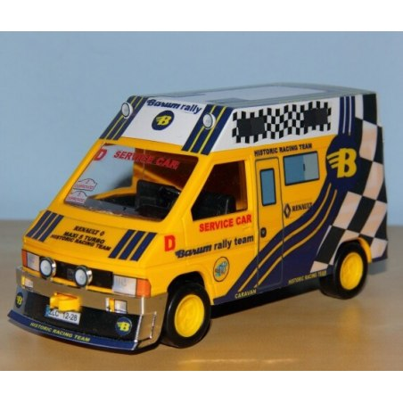 Monti System MS 1228 - Renault Barum rally Historic Racing team 1:35