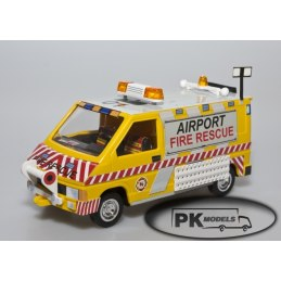 Monti System MS 1264 - Airport Fire Rescue 1:35
