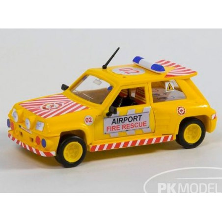 Monti System MS 1269 - Renault R5 Airport fire rescue 1:28