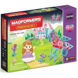 Magformers - Princess Set, 56 dílků