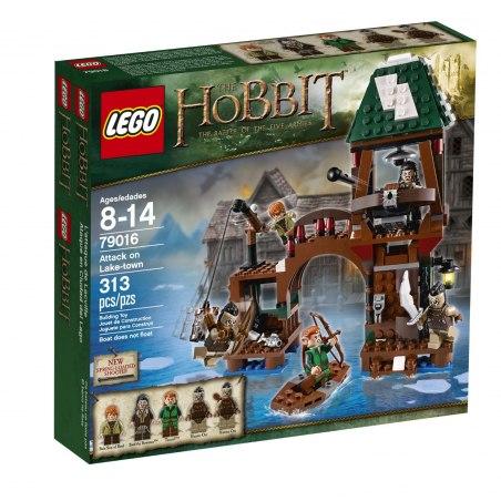 Lego Hobbit 79016 - Útok na jezerní město