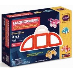 Magformers - Moje první bugy červené 14 dílků