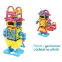 Magformers - Chodící robot