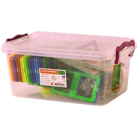 Magformers Universal box, 47 dílků