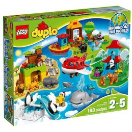 LEGO DUPLO 10805 Cesta kolem světa