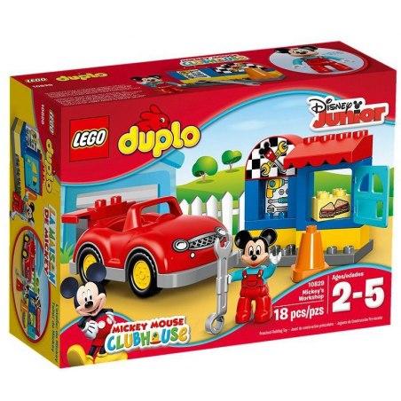 LEGO DUPLO 10829 Mickeyho dílna