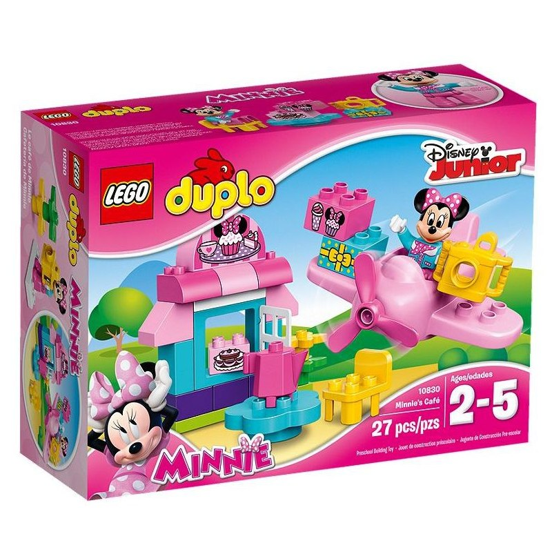 LEGO DUPLO 10830 Minnie a její kavárna