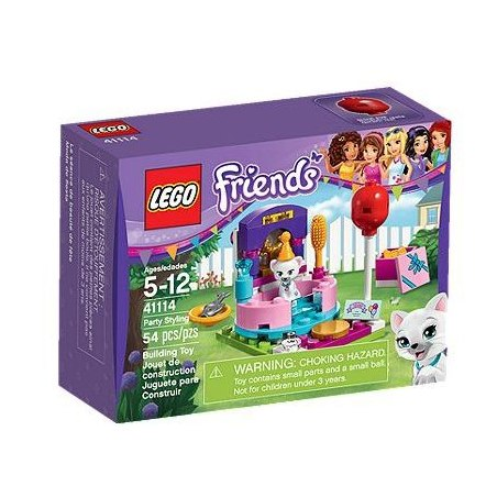 LEGO Friends 41114 Styling na párty