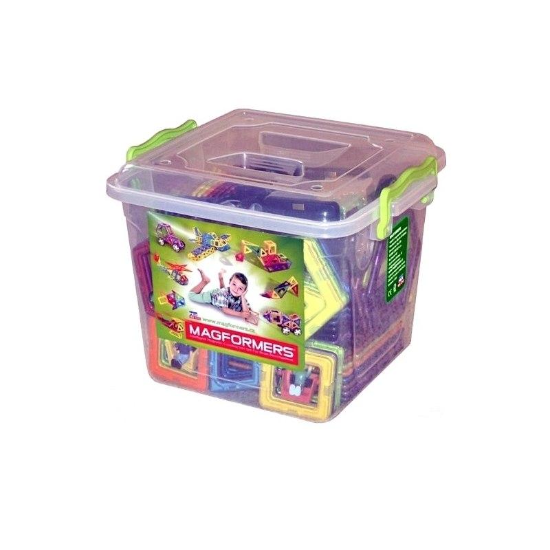 Magformers - JUMBO box, 147 dílků