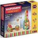 Stavebnice Magformers pro nejmenší děti už od 1,5 roku - Můj první Magformers. Dílky mají pestré plné barvy, zesílené stěny a odolnost proti otěrům a vlhkosti.