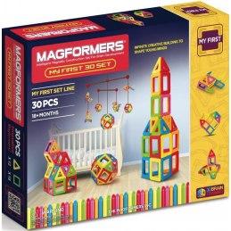 Magformers Můj první Magformers 30 dílků