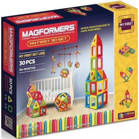 Můj první Magformers 30 dílků