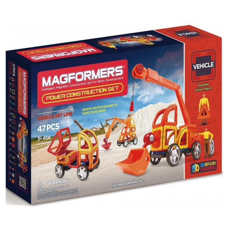 Magformers - Power Construction