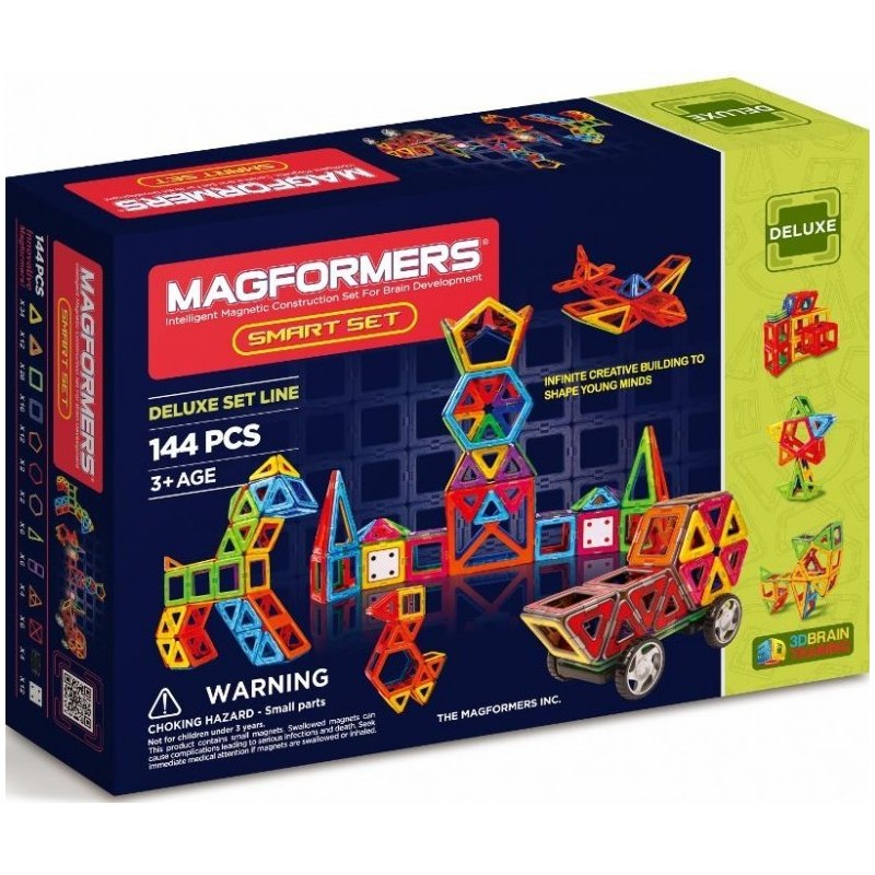 Magformers - MF 144 Smart Set