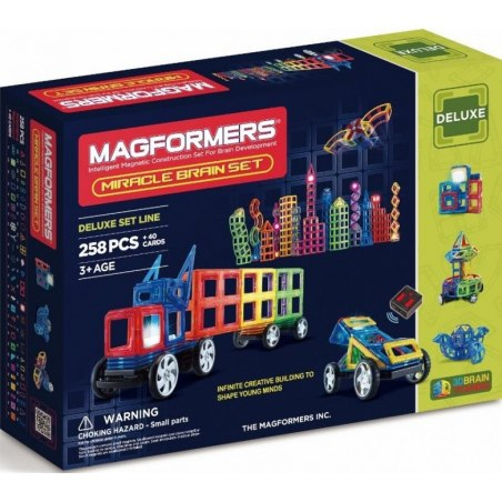 Magformers - Miracle Brain