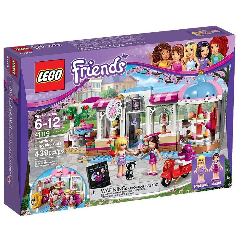 LEGO Friends 41119 Cukrárna v Heartlake