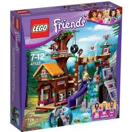 LEGO Friends 41122 Dobrodružný tábor - dům na stromě
