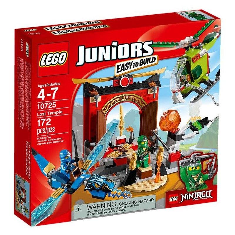 LEGO Juniors 10725 Ztracený chrám