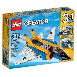 LEGO Creator 31042 Super stíhačka