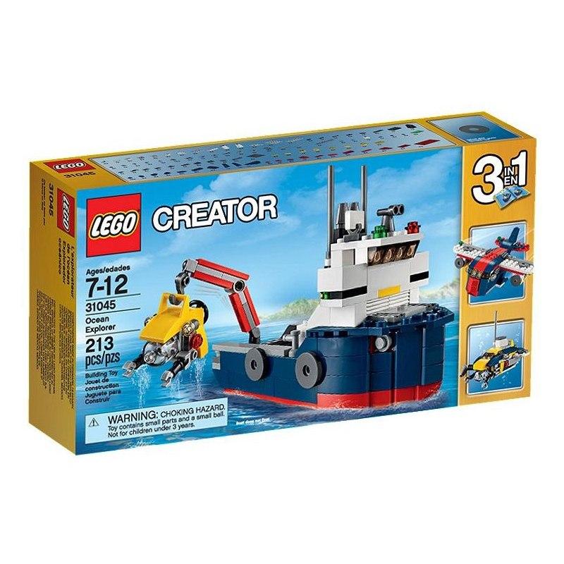 LEGO Creator 31045 Průzkumník oceánu