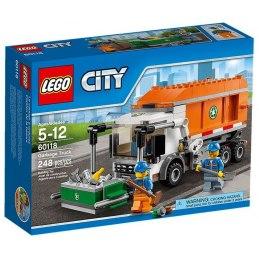 LEGO City 60118 Popelářské auto