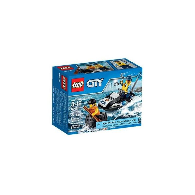 LEGO City 60126 Únik v pneumatice
