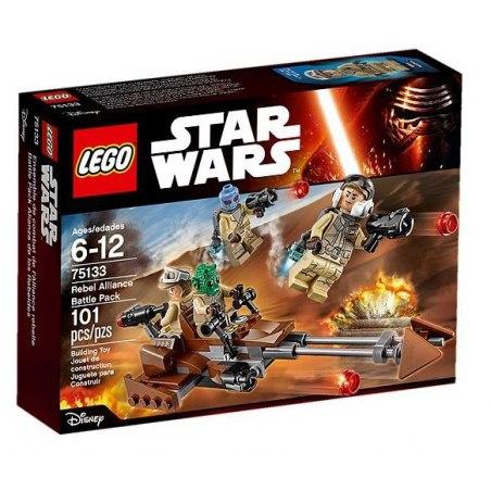 LEGO Star Wars TM 75133 Bitevní balíček Povstalců