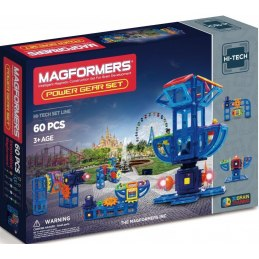 Magformers Power gear