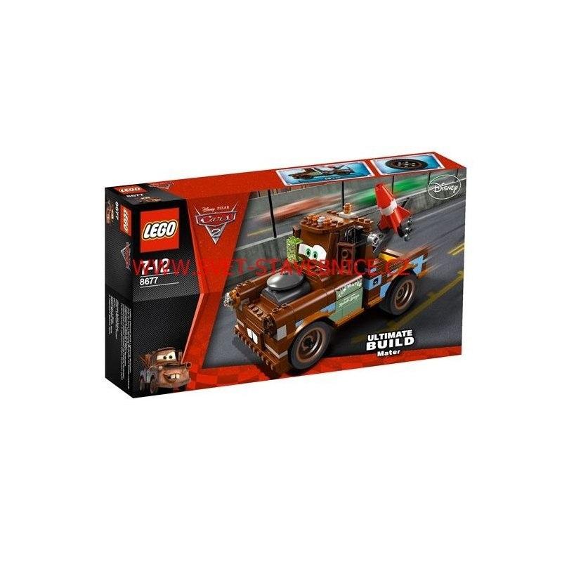LEGO CARS - Senzační model k sestavení – Burák 8677