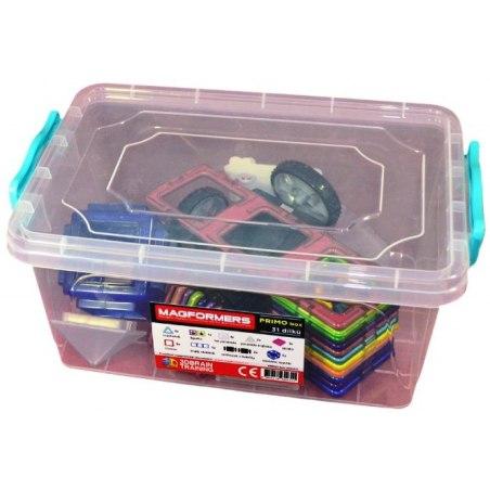MAGFORMERS Primo box, 31 dílků