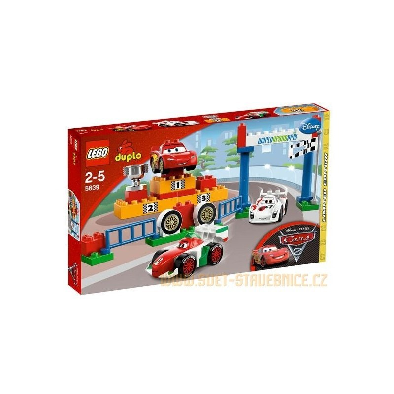 LEGO DUPLO CARS - World Grand Prix 5839