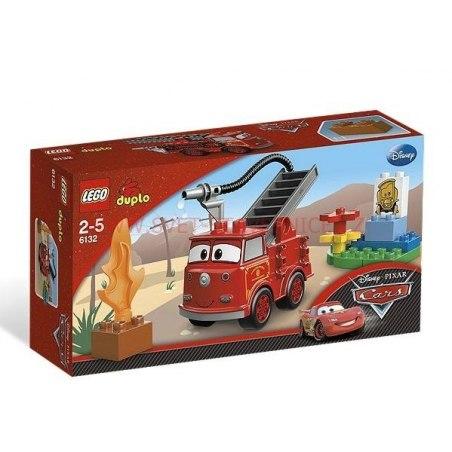 LEGO DUPLO Cars - Hasičské auto 6132