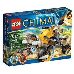 LEGO CHIMA - Lennoxův lví útok 70002