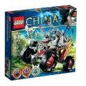 LEGO CHIMA - Wakzův útok 70004