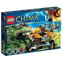 LEGO CHIMA - Lavalův královský lovec 70005