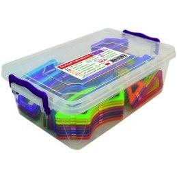 Magformers Designer box PREMIUM, 92 dílků