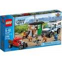 LEGO City 60048 - policejní oddíl