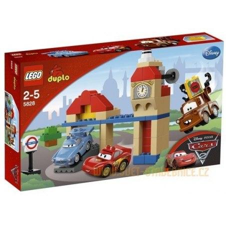 LEGO DUPLO Cars - Big Bentley 5828