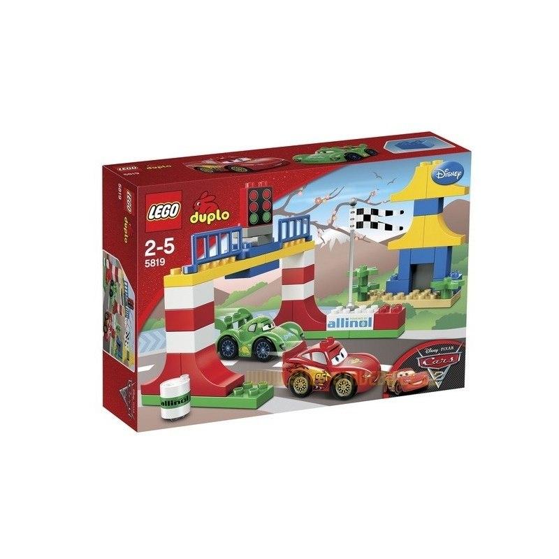 LEGO DUPLO Cars - Závod v Tokiu 5819
