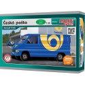 Monti System MS 05.4 - Česká pošta Renault Trafic 1:35