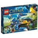 LEGO CHIMA - Equilův orlí útočník 70013
